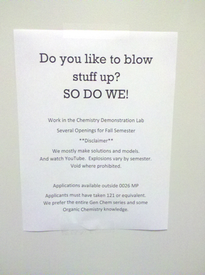 blow stuff up ad
