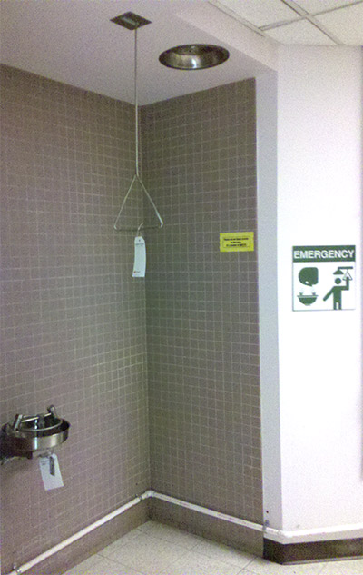 safety-shower